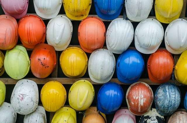 Construction health and safety inspections